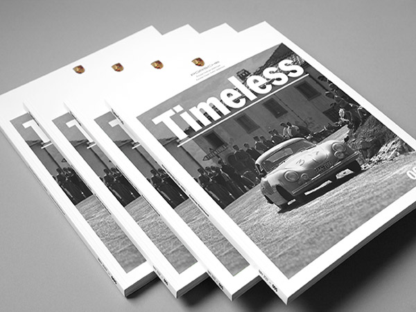 Timeless Magazine #5.