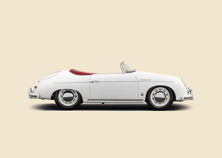 Porsche 356 Pré A Speedster - 1955