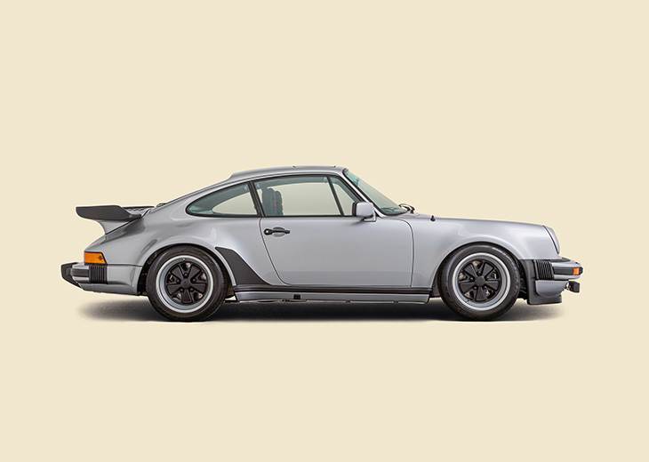 Porsche 930 Turbo - 1980
