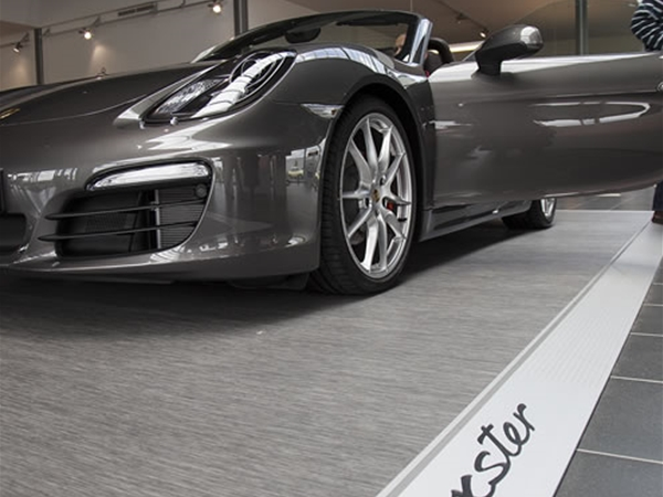Introductie Boxster 981