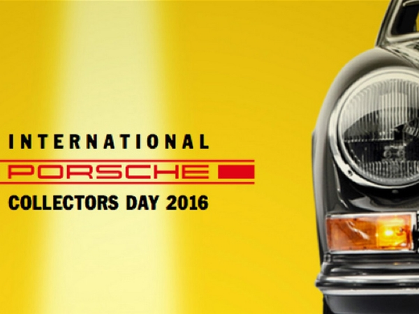 Porsche Collector's Day 2016