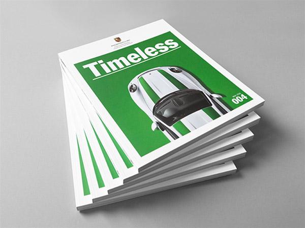 Timeless Magazine #4.