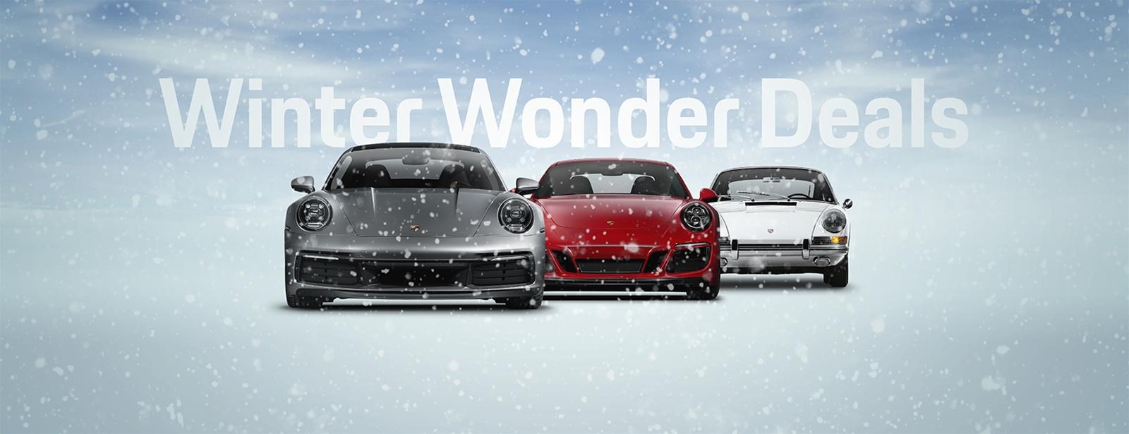 New, Approved & Classic - 29 november tot en met 1 december bij Porsche Centrum Gelderland.