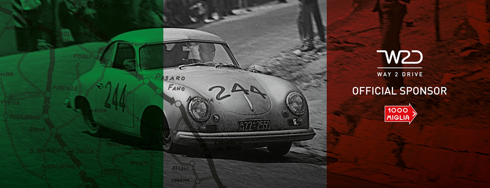 1000 Miglia 2019. - 15th – 18th May 2019.