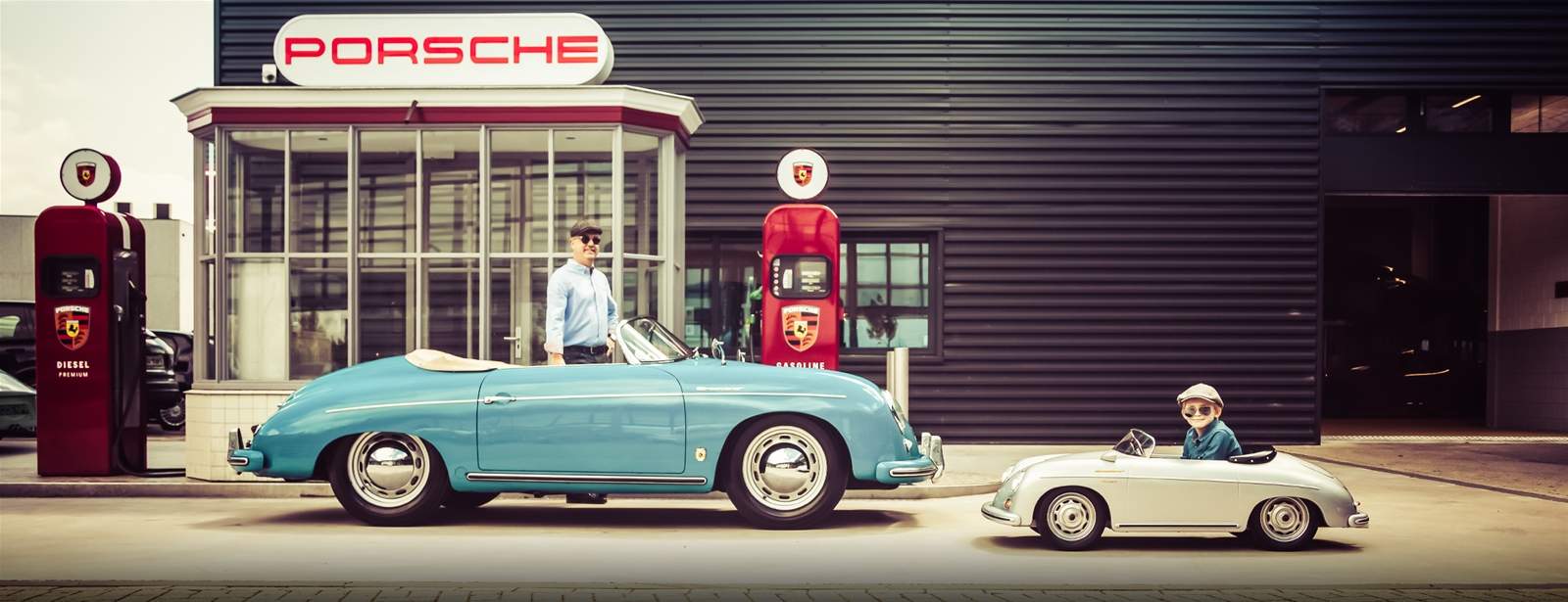 International winner Porsche Classic Partner Movie Competition