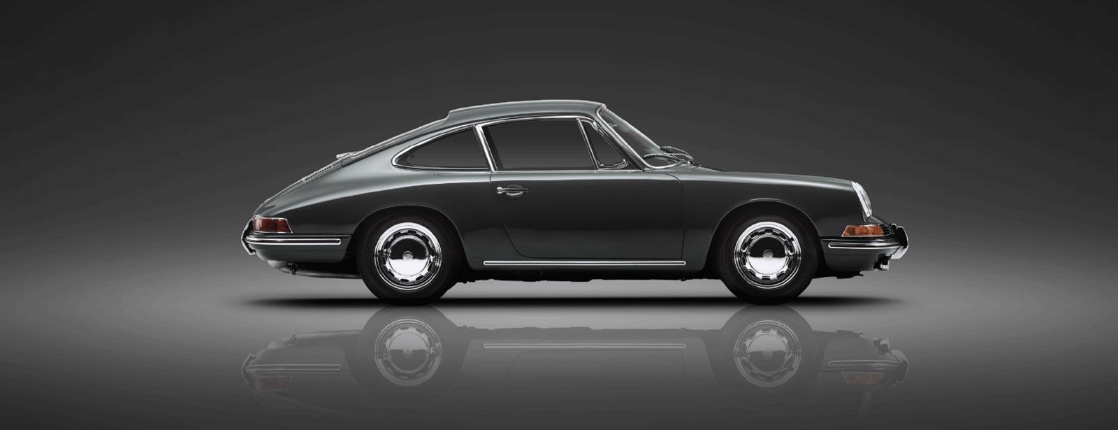 Classic experience. - Porsche Classic Center Gelderland.
