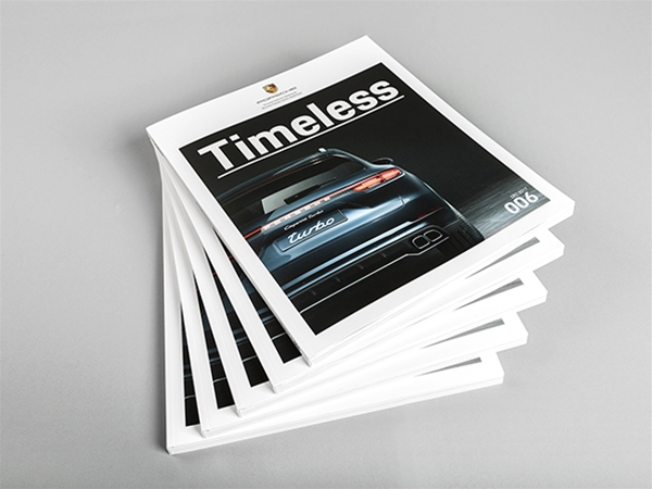 Timeless Magazine #6.