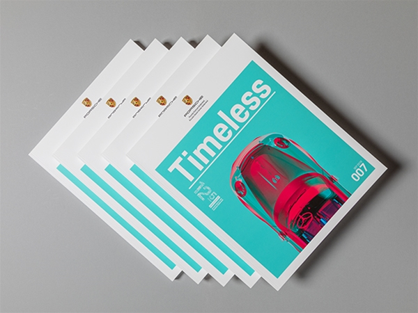 Timeless Magazine #7. 12,5th Anniversary.