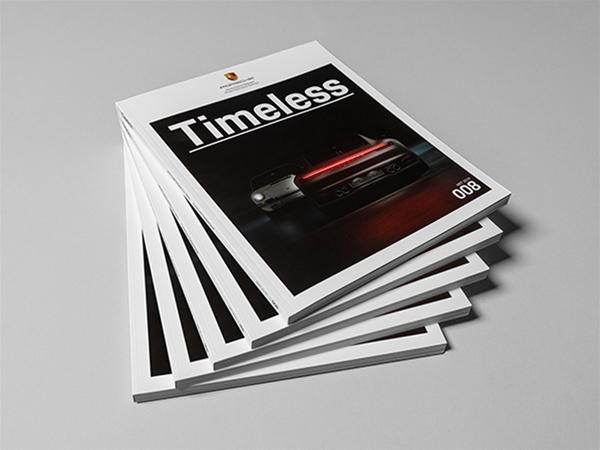 Timeless Magazine #8.