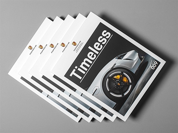Timeless Magazine #9.