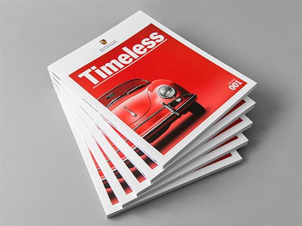 Timeless Magazine #1