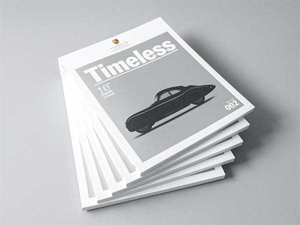 Timeless Magazine #2. 10th Anniversary.