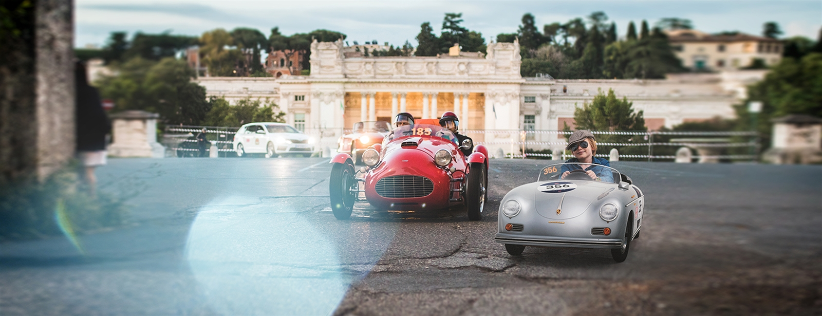 1000 Miglia 2019.  - Sooner or later we will realise your classic dream.