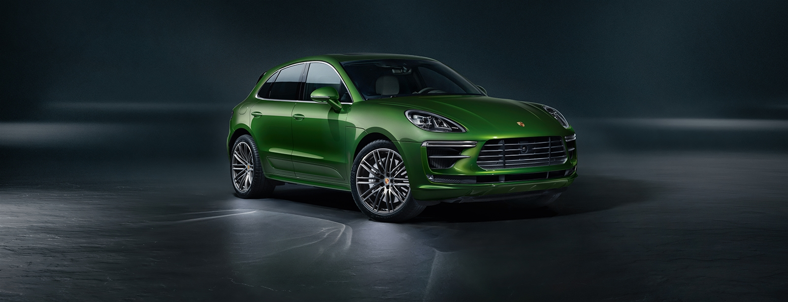 Choose Thrilling. - Macan Turbo: Topmodel krijgt 440 pk.