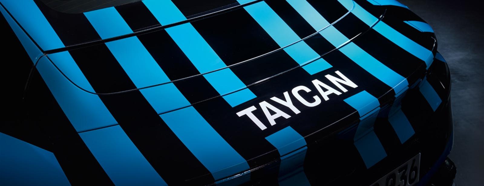 Taycan training Mallorca