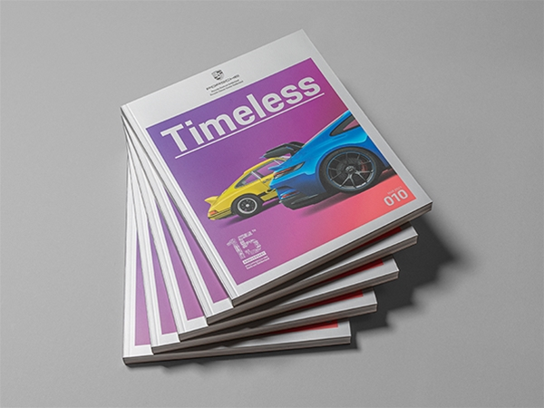Timeless Magazine #10. 15th Anniversary.