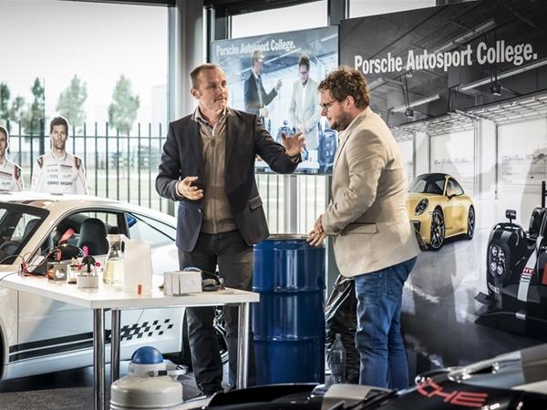 Porsche Autosport College 2016