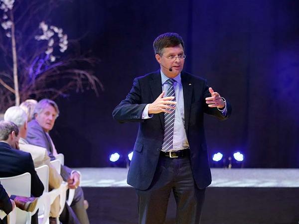 Seminar met Jan Peter Balkenende