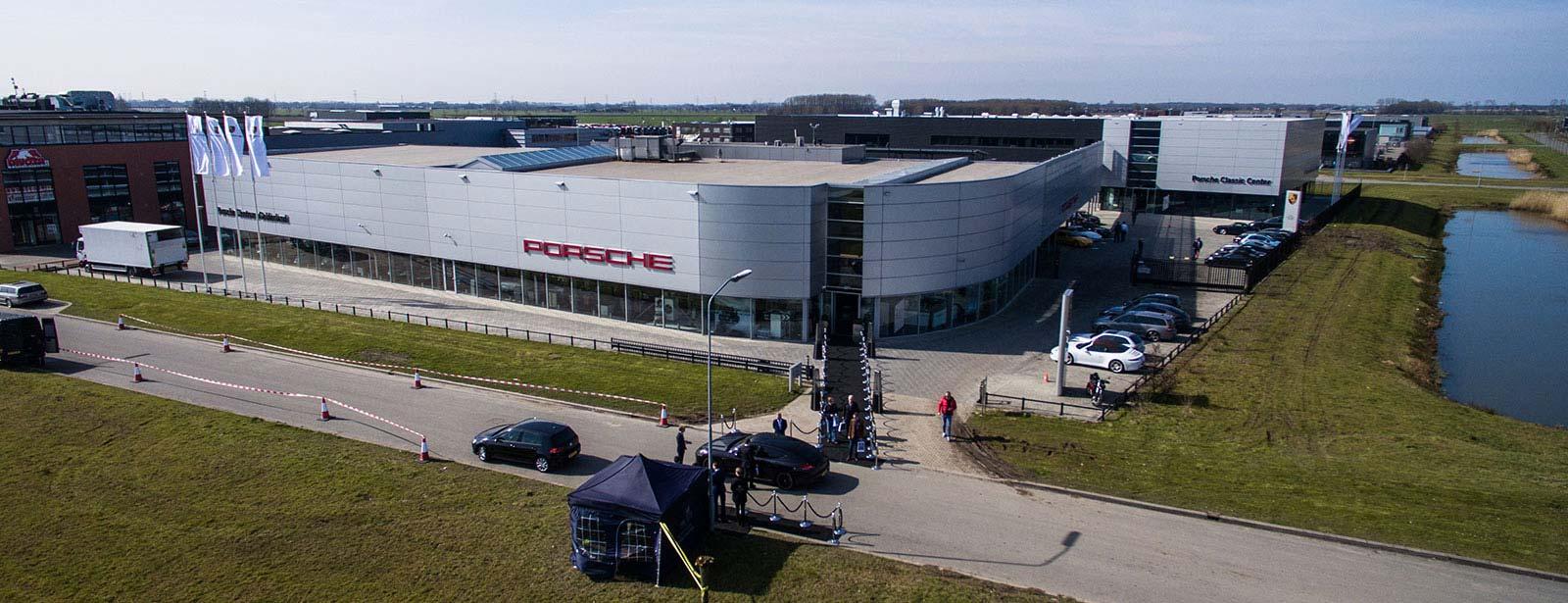 10 jaar Porsche Centrum Gelderland
