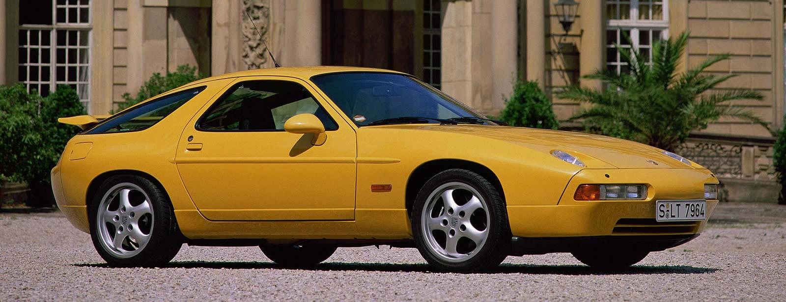 Porsche 928 GT/GTS