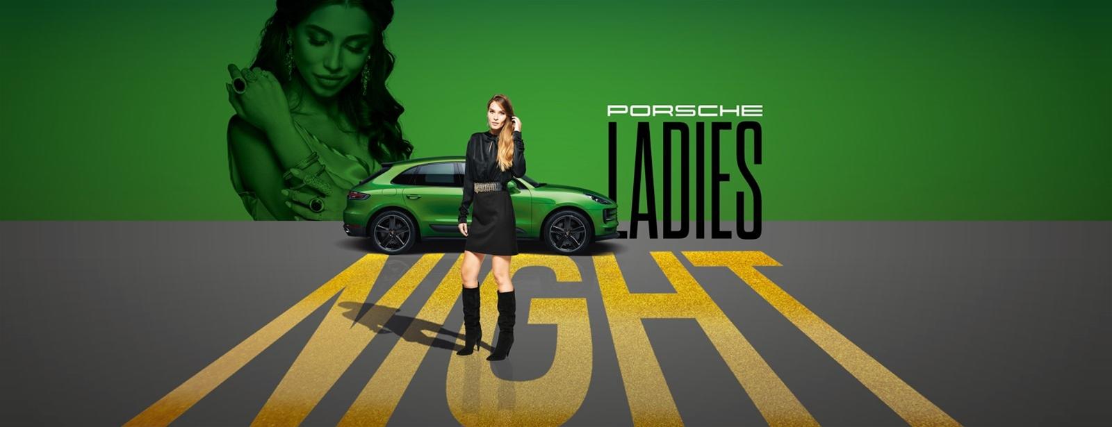 Porsche Macan Ladies Night
