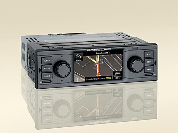 Classic Radio Navigatie