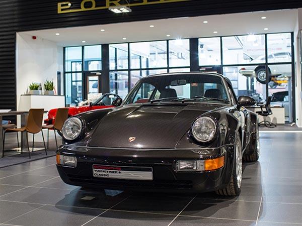 Porsche Classic Center Gelderland