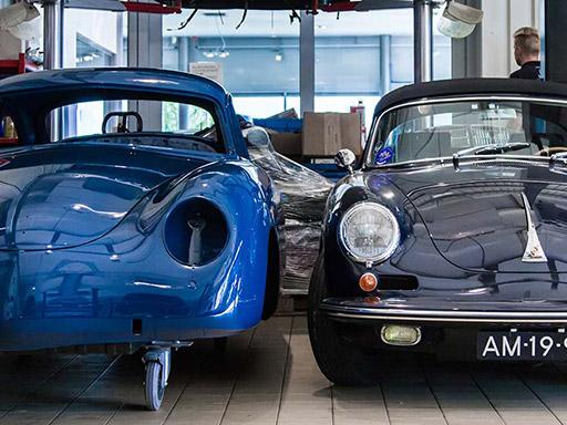 Porsche Classic Check