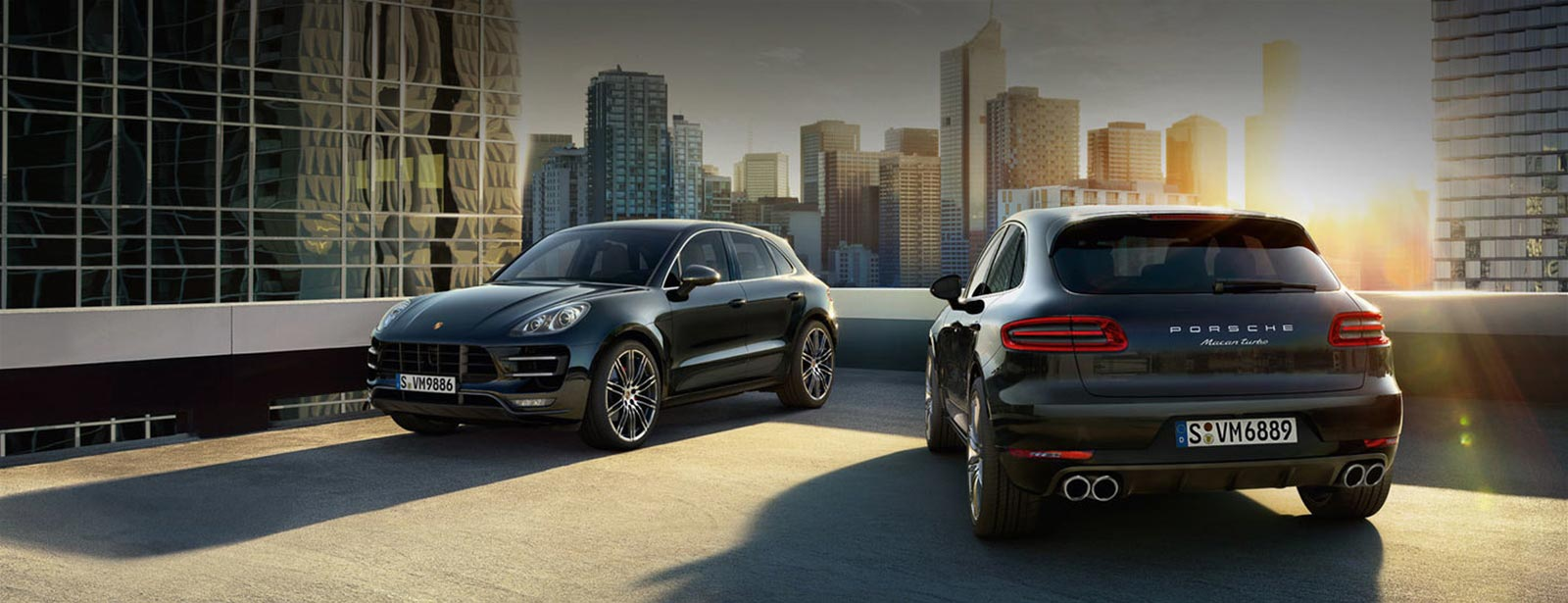 Life, intensified. - Macan Turbo met Performance Package.