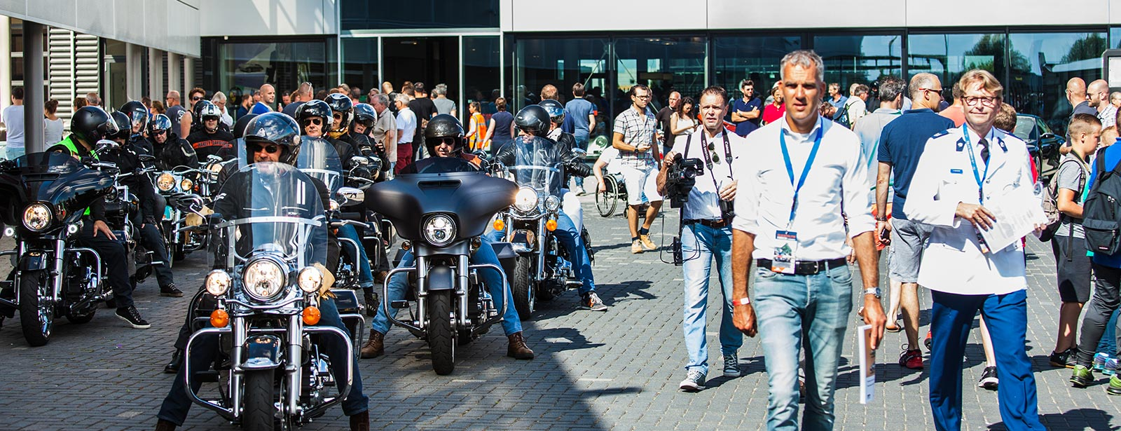 Harley-Davidson Ride Out