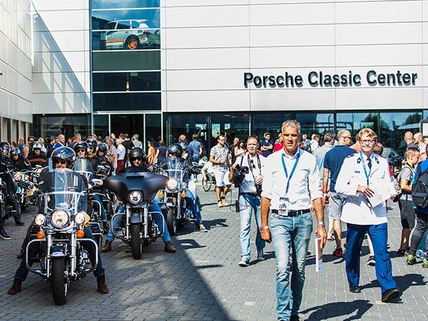 Harley-Davidson Ride Out