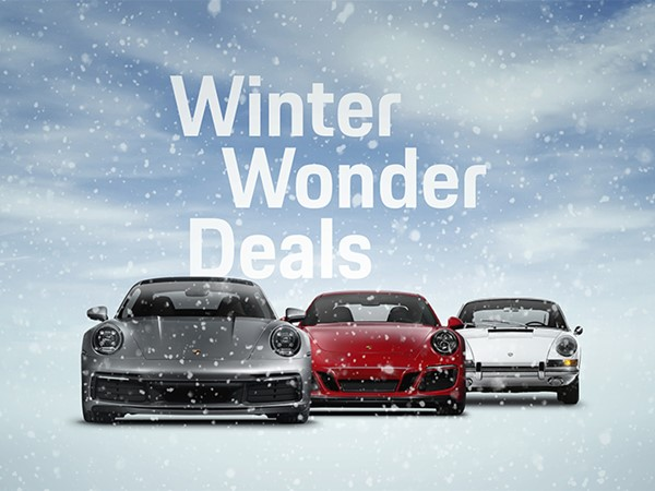 Winter Wonder Deals.