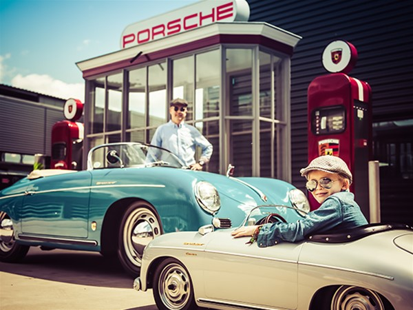 Winner Porsche Classic Partner Movie Competition.
