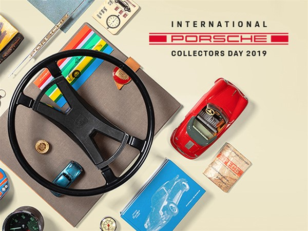 International Porsche Collectors Day 2019.