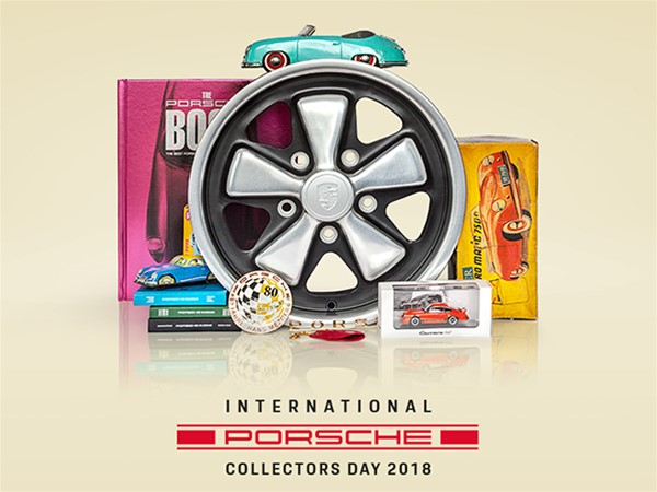 International Porsche Collectors Day 2018.