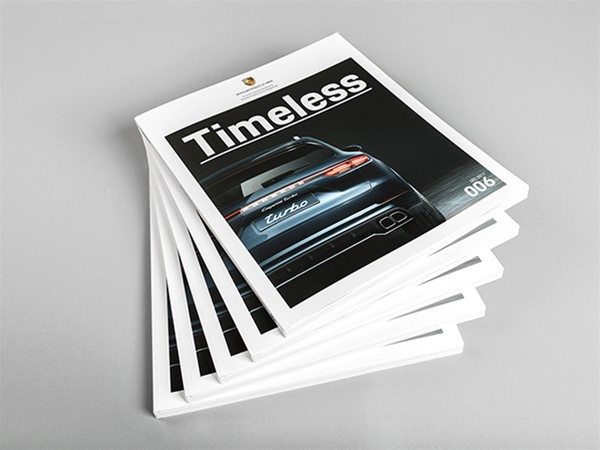 Timeless Magazine.