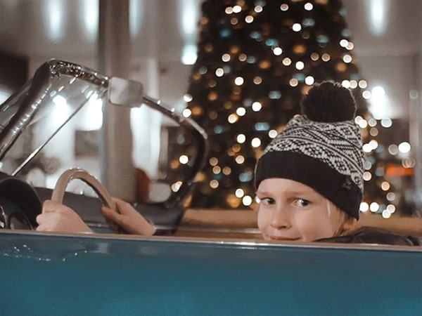 Porsche Centrum Gelderland Christmas movie 2019.