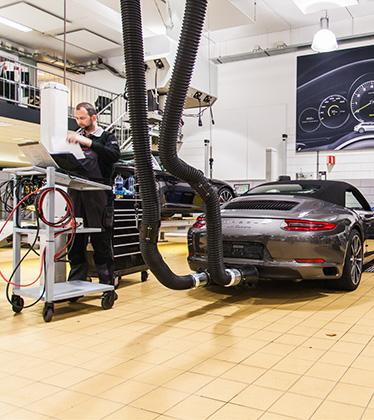 Porsche Check