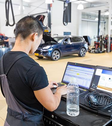 Porsche purchase inspection