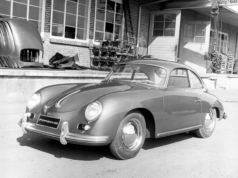 356 1300 Super (1954 - 1955)