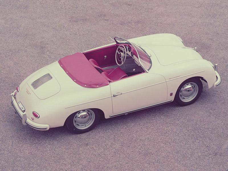 356 A 1600 Speedster (1956 - 1958)