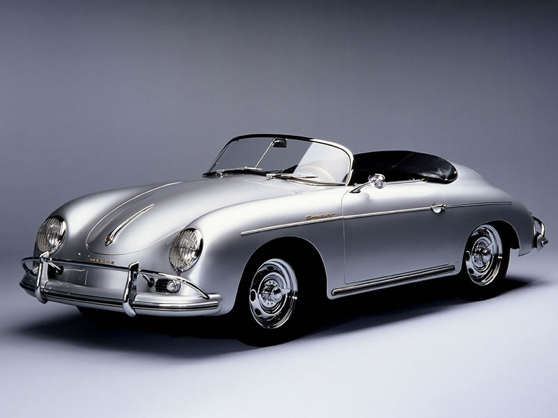 356 A 1600 Super Speedster (1956 - 1958)