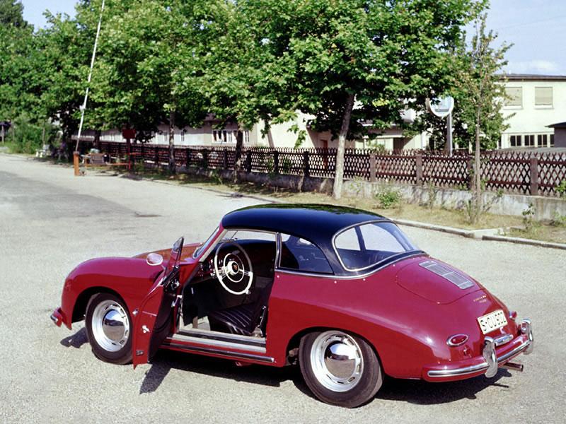 356 A 1600 Hardtop (1958 - 1959)