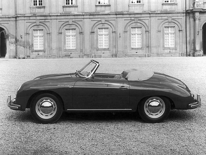 356 A 1600 Super Convertible D (1959)