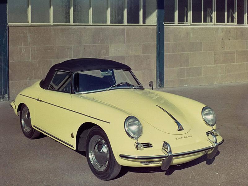 356 B 1600 Roadster (1960 - 1962)