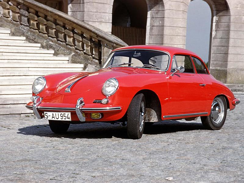 356 B 1600 Super (1960 - 1963)