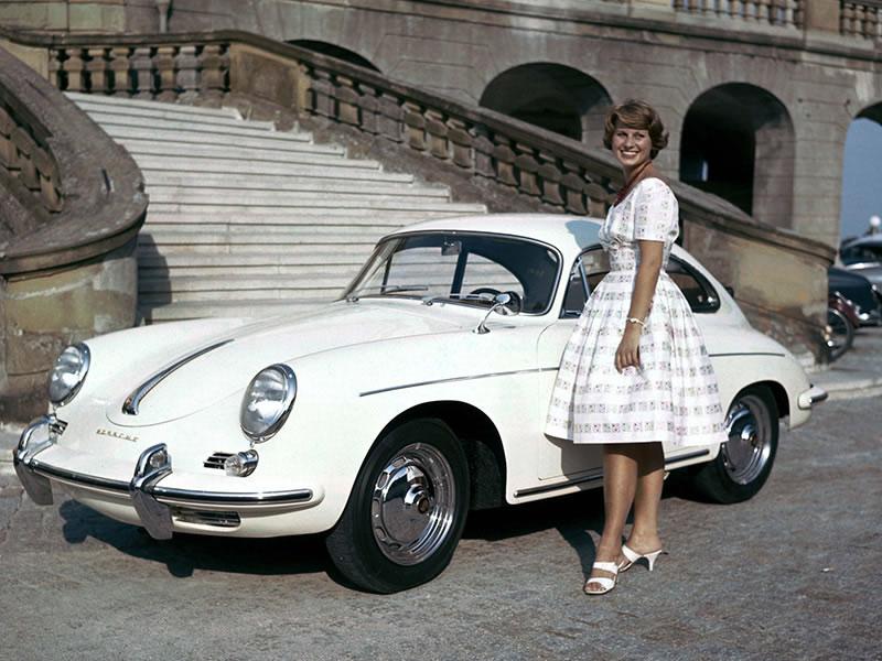 356 B 1600 Super Roadster (1960 - 1962)