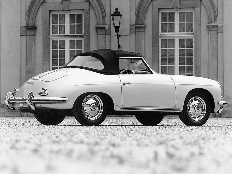 356 B 1600 Super 90 (1960 - 1963)