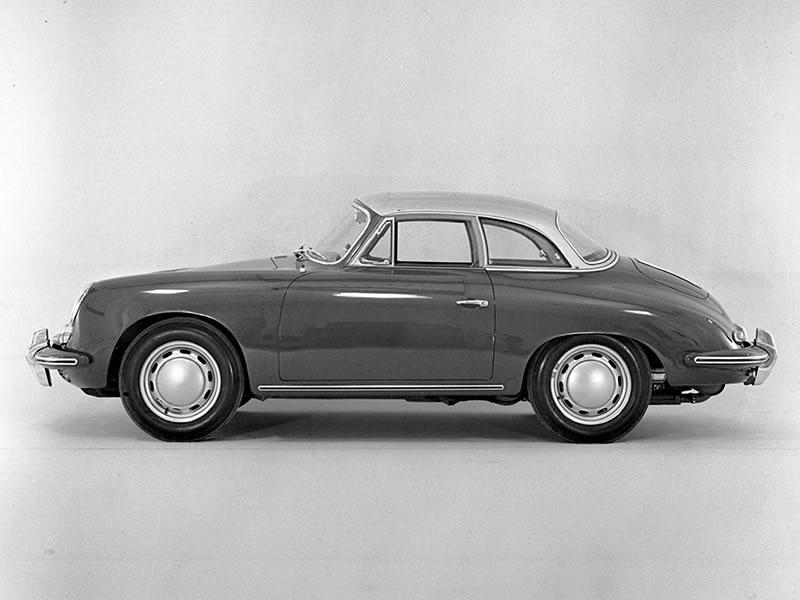 356 C 1600 (1964 - 1965)