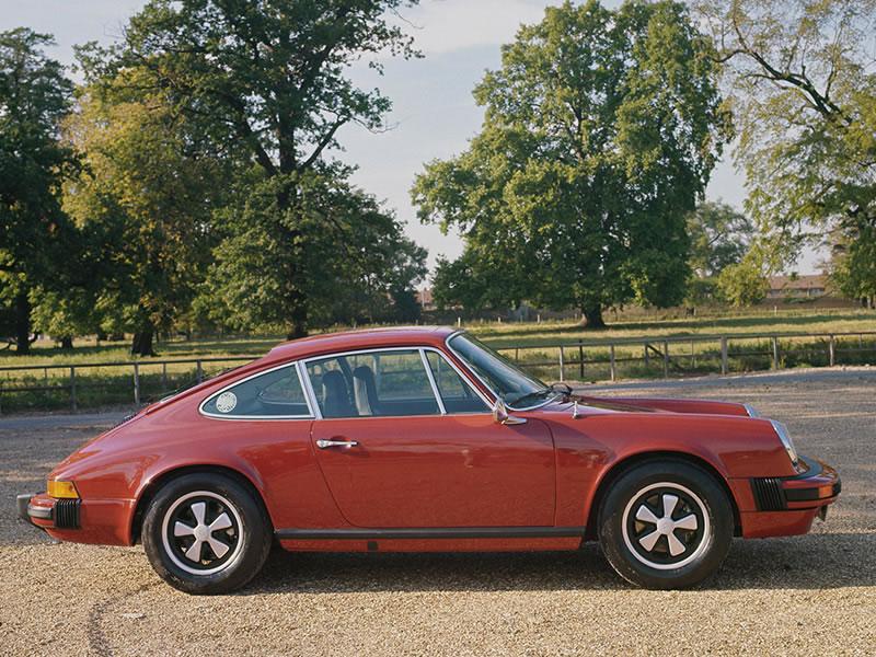 911 2.7, 911 2.7 Targa (1974 - 1975)